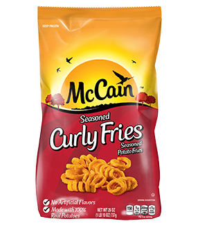 Seasoned Curly Fries